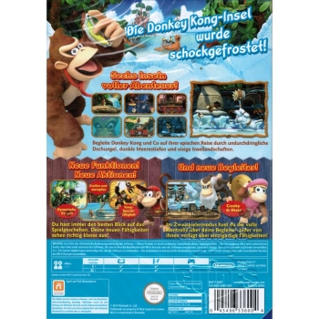 Donkey Kong Country: Tropical Freeze, Nintendo Wii U