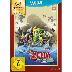 The Legend of Zelda: Wind Waker HD, Nintendo Wii U