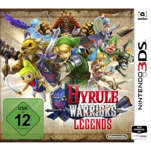 Hyrule Warriors Legends, 3DS
