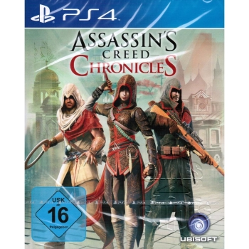 Assassins Creed Chronicles, Sony PS4