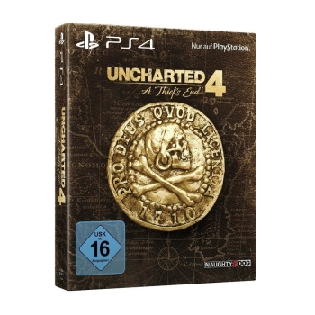 Uncharted 4 - A Thief´s End Special Edition, Sony PS4