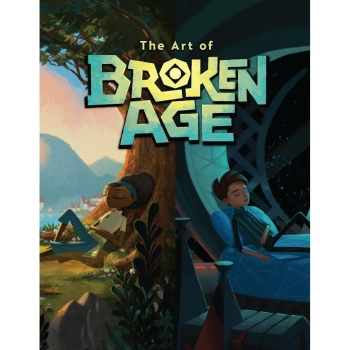 Broken Age, The Art of - Artbook