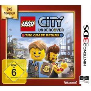 Lego City Undercover - The Chase begins, 3DS