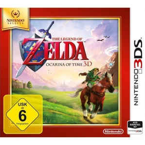 The Legend of Zelda: Ocarina of Time 3D, 3DS