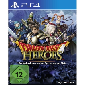 Dragon Quest Heroes , Sony PS4