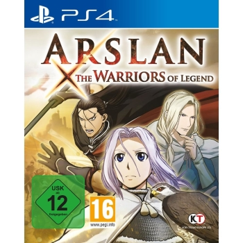 Arslan - The Warriors of Legend, Sony PS4