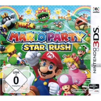 Mario Party Star Rush, 3DS