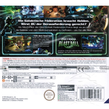 Metroid Prime - Federation Force, 3DS
