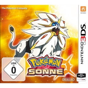Pokemon Sonne, 3DS