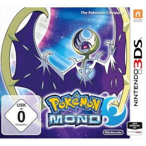 Pokemon Mond, 3DS