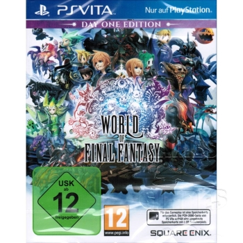 World of Final Fantasy D1 Edition, PSV