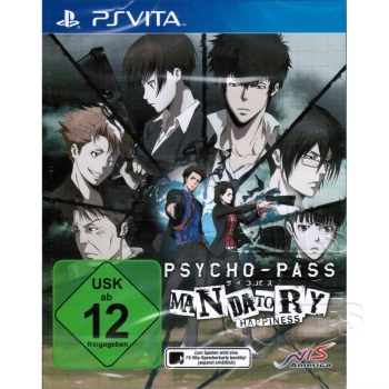 Psycho-Pass Mandatory Happiness, PSV