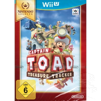 Captain Toad: Treasure Tracker, Nintendo Wii U
