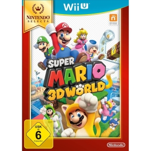 Super Mario 3D World, Nintendo Wii U