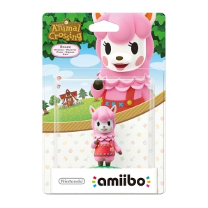 Nintendo amiibo Animal Crossing Figur ROSINA