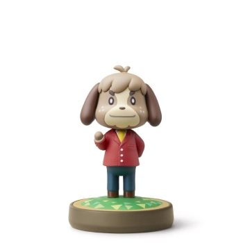 Nintendo amiibo Animal Crossing Figur MORITZ
