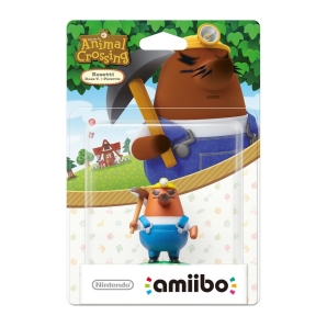 Nintendo amiibo Animal Crossing Figur RESETTI