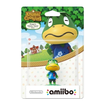 Nintendo amiibo Animal Crossing Figur KÄPTEN