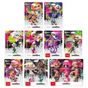 Nintendo amiibo Splatoon Kollektion