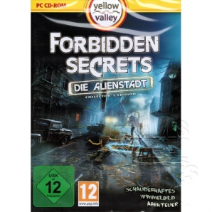 Forbidden Secrets - Die Alienstadt, PC
