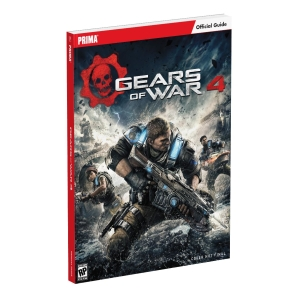 Gears of War 4, Engl. Game Guide / Lösungsbuch