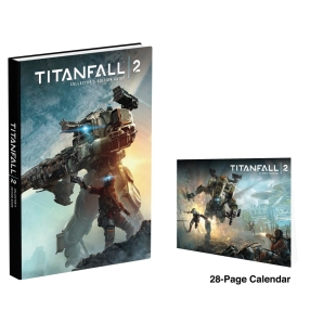 Titanfall 2, Engl. Lösungsbuch / Collectors Edition Guide