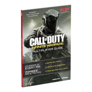 Call of Duty - Infinite Warfare, Engl. Game Guide / Lösungsbuch