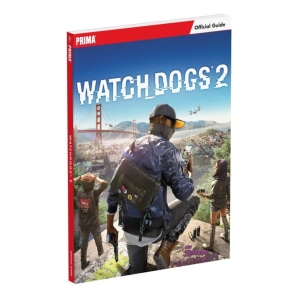 Watch Dogs 2, Engl. Game Guide / Lösungsbuch