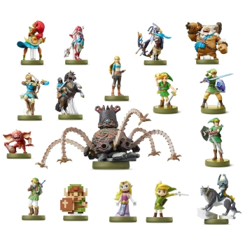 Nintendo amiibo The Legend of Zelda Kollektion