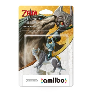 Nintendo amiibo The Legend of Zelda Figur WOLF-LINK