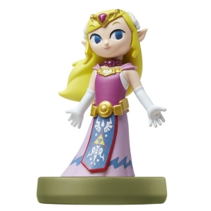 Nintendo amiibo The Legend of Zelda Figur ZELDA (Wind Waker)