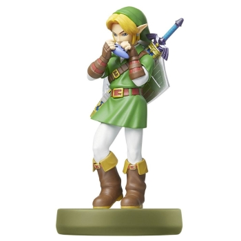 Nintendo amiibo The Legend of Zelda Figur LINK (Ocarina of Time)
