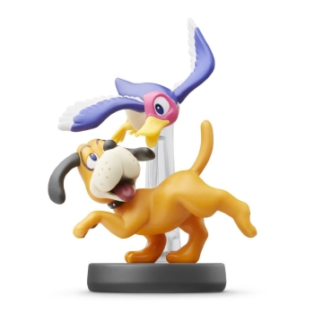 Nintendo amiibo Super Smash Bros Figur DUCK HUNT DUO