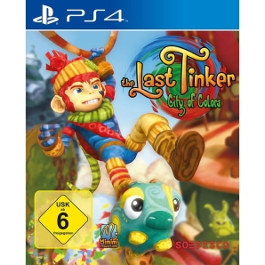 The Last Tinker: City of Colors, Sony PS4