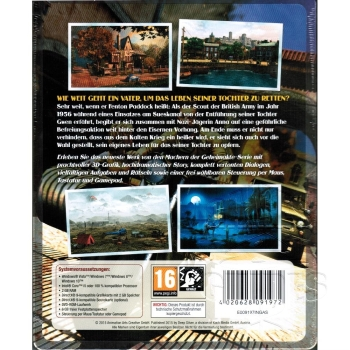 Lost Horizon 2 Steelbook, PC
