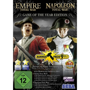 Total War: Empire & Napoleon GOTY, PC