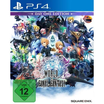 World of Final Fantasy Day One Edition, Sony PS4