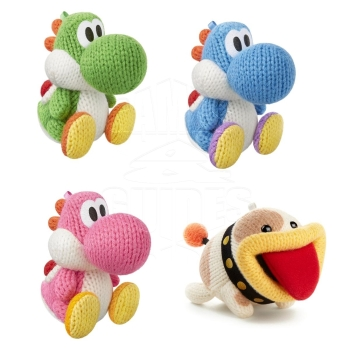 Nintendo amiibo Yoshis Woolly World Kollektion