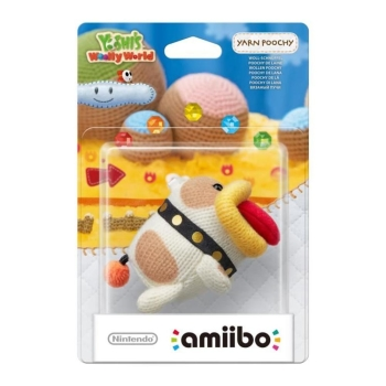 Nintendo amiibo Yoshis Woolly World Kollektion Schnuffel (2017)