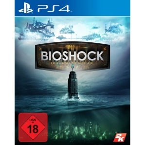 Bioshock - The Collection, Sony PS4