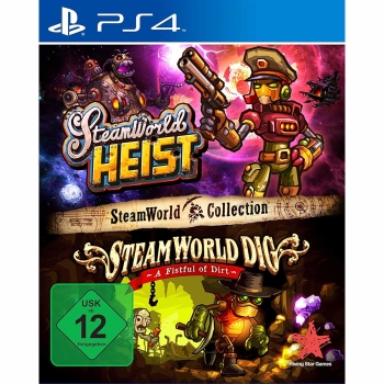 Steamworld Collection, Sony PS4
