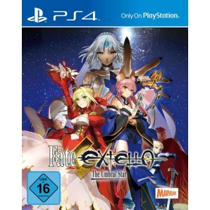 Fate / EXTELLA: The Umbral Star, Sony PS4