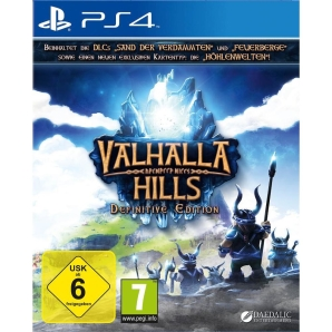 Valhalla Hills - Definitive Edition, Sony PS4