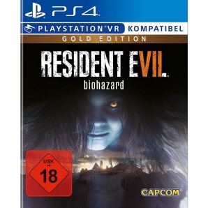 Resident Evil 7 VII Gold Edition, Sony PS4