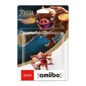 Nintendo amiibo The Legend of Zelda Figur BOKBLIN (Breath...