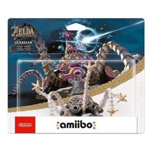 Nintendo amiibo The Legend of Zelda Figur WÄCHTER (Breath...
