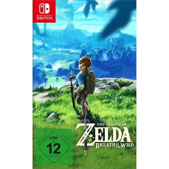 The Legend of Zelda - Breath of the Wild, Nintendo Switch