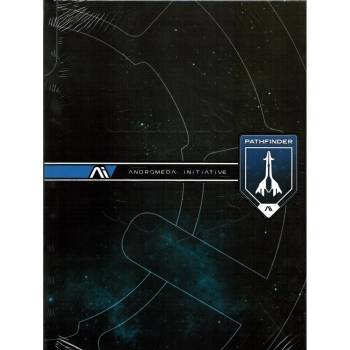 Mass Effect: Andromeda, Engl. Lösungsbuch / Collectors Edition Guide