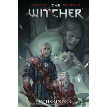 The Witcher Comic Band 2 - Fuchskinder