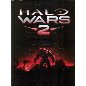 Halo Wars 2, Engl. Lösungsbuch / Collectors Edition Guide